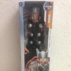 Figuras y Muñecos Marvel: FIGURA MARVEL THE AVENGERS 30 CMS - THOR. Lote 113082431