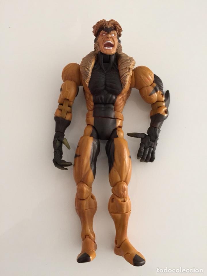 MARVEL LEGENDS SABERTOOTH (Juguetes - Figuras de Acción - Marvel)
