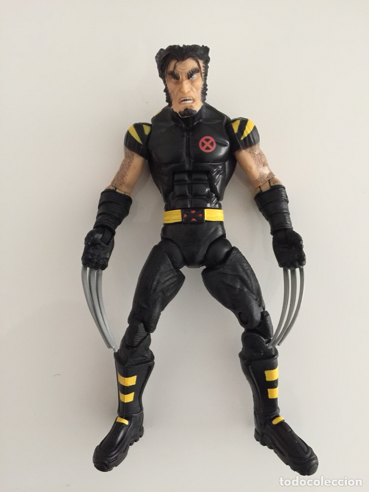 MARVEL LEGENDS ULTIMATE WOLVERINE (Juguetes - Figuras de Acción - Marvel)
