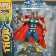 Figuras y Muñecos Marvel: THOR FIGURA MARVEL SELECT DIAMOND SELECT MARVEL. Lote 113266399