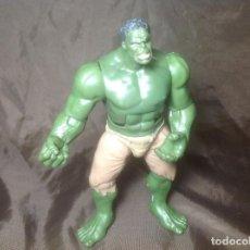Figuras y Muñecos Marvel: AVENGERS 2011 HULK 12 CM MECANISMOS EN PERFECTO ESTADO. Lote 115074955