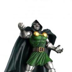 Figuras y Muñecos Marvel: EAGLEMOSS DR.DOOM FACT FILES NUEVO. Lote 115296431