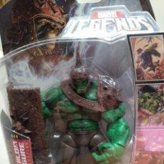 Figuras y Muñecos Marvel: FIGURA PLANET HULK HEAD- MARVEL- HASBRO. EN CAJA ORIGINAL.. Lote 115523944