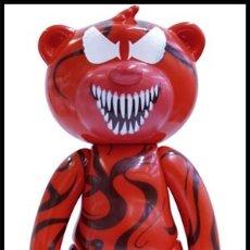 Figuras y Muñecos Marvel: MUÑECO DE SPIDERMAN MATANZA CARNAGE 13 CMS TEDDY BEAR MARVEL OFICIAL - NUEVO EN CAJA DESCATALOGADO. Lote 116333091