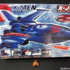 Figuras y Muñecos Marvel: X-MEN X-JET ELECTRÓNICO ÚNICO EN TODO COLECCIÓN. Lote 116733536