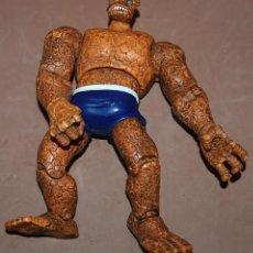 Figuras y Muñecos Marvel: MUÑECO FIGURA EL HOMBRE DE PIEDRA, 2004 MARVEL, 18 CM. Lote 118740599