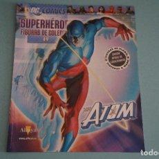 Figuras y Muñecos Marvel: FASCÍCULO DE SUPERHEROES THE ATOM Nº 49 DE FIGURAS DE PLOMO DE DC COMICS DE ALTAYA LOTE 14. Lote 134910154