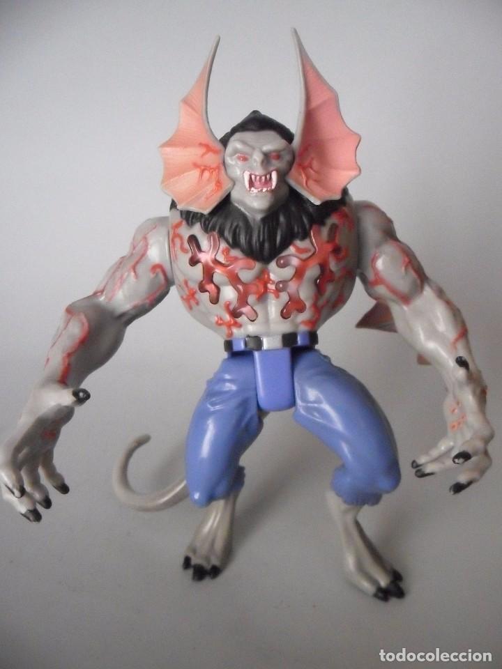 Figuras y Muñecos Marvel: SPIDERMAN VAMPIRE WARS MORBIUS UNBOUND MARVEL TOY BIZ 1996 - Foto 2 - 119502023