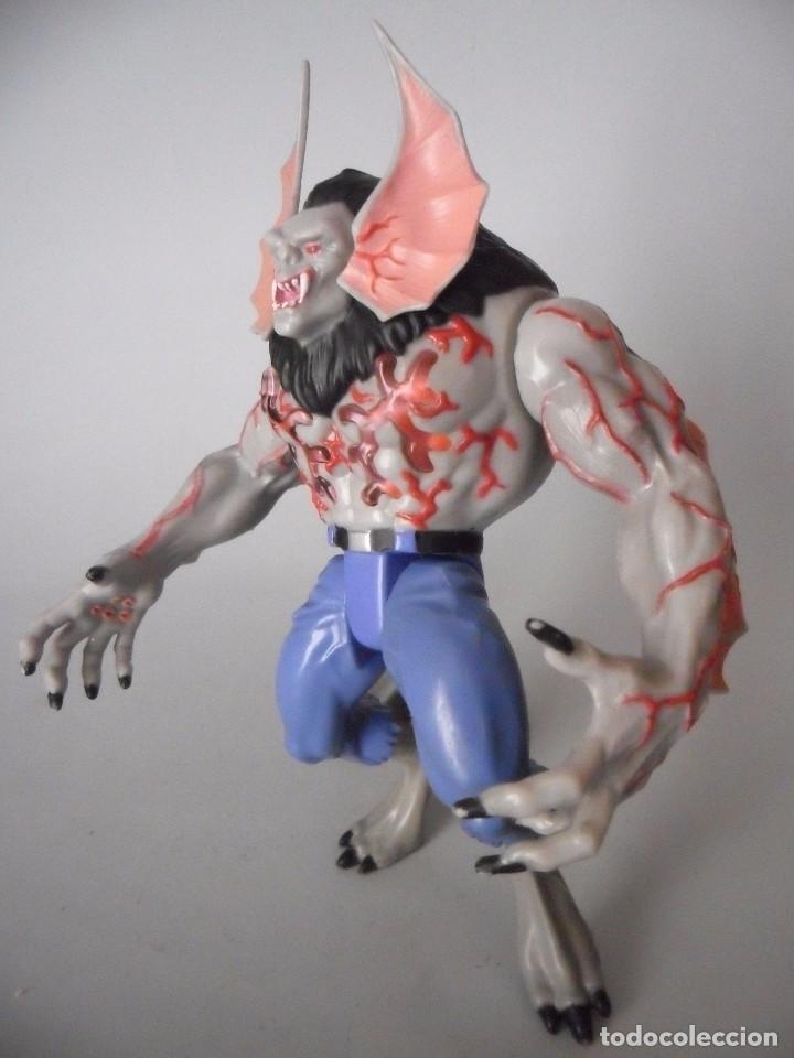 Figuras y Muñecos Marvel: SPIDERMAN VAMPIRE WARS MORBIUS UNBOUND MARVEL TOY BIZ 1996 - Foto 3 - 119502023