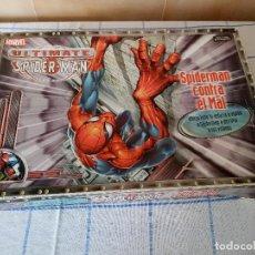 Figuras y Muñecos Marvel: JUEGO SPIDER MAN CONTRA EL MAL . Lote 120144987