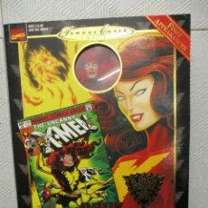 Figuras y Muñecos Marvel: FENIX OSCURA - DARK PHOENIX - 1ª APARICIONMARVEL FAMOUS COVER 23 CM. Lote 121914059