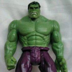 Figuras y Muñecos Marvel: FIGURA ARTICULABLE HEROES MARVEL HULK. Lote 122242415