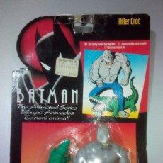 Figuras y Muñecos Marvel: BATMAN KILLER CROC DE KENNER. Lote 122688719
