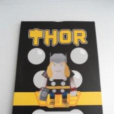 Figuras y Muñecos Marvel: THOR - MOMOT DESIGN STUDIO - PAPER TOYZ 2013 - FIGURA DE CARTON PARA MONTAR CON EXPOSITOR. Lote 123292799