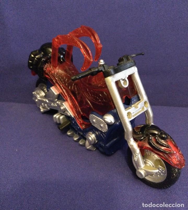 Figuras y Muñecos Marvel: Diarama de SPIDERMAN de Marvel,con moto de REGALO - Foto 12 - 125206123