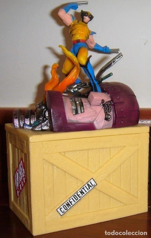 LOBEZNO X-MEN (Juguetes - Figuras de Acción - Marvel)
