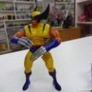 Figuras y Muñecos Marvel: FIGURA ARTICULADA LOBEZNO WOLVERINE MARVEL 1998 TOY BIZ. Lote 128557595