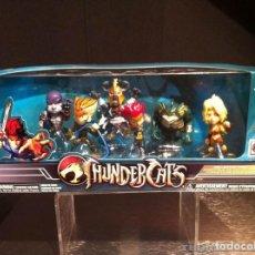 Figuras y Muñecos Marvel: SET FIGURAS THUNDERCATS BANDAI NUEVO PRECINTADO CABEZONES. Lote 129445191