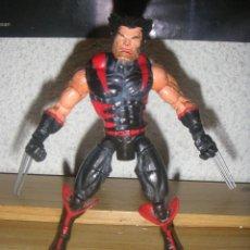 Figuras y Muñecos Marvel: FIGURA ARTICULADA LOBEZNO (TOY BIZ, 2006) WOLVERINE - X MEN - MARVEL. Lote 130291910