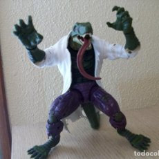 Figuras y Muñecos Marvel: MARVEL LEGENDS LAGARTO LIZARD BAF. Lote 130491650