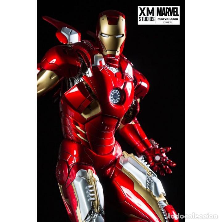 IRON MAN MARK VII XM STUDIOS EDICION LIMITADA ESTADO NUEVO PRECIO NEGOCIABLE (Juguetes - Figuras de Acción - Marvel)