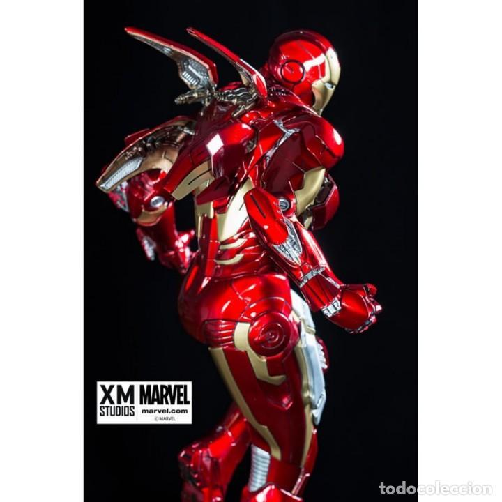 Figuras y Muñecos Marvel: IRON MAN MARK VII XM STUDIOS EDICION LIMITADA ESTADO NUEVO PRECIO NEGOCIABLE - Foto 2 - 130616954