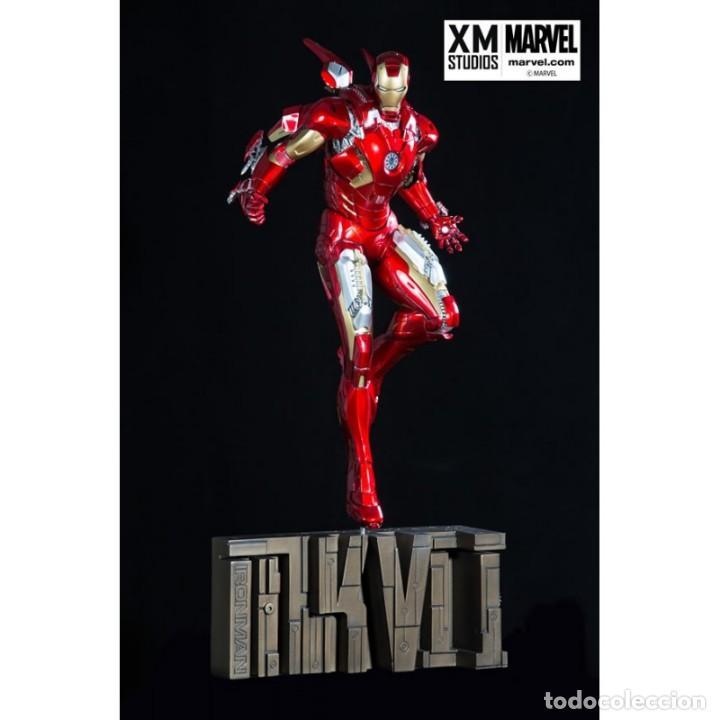 Figuras y Muñecos Marvel: IRON MAN MARK VII XM STUDIOS EDICION LIMITADA ESTADO NUEVO PRECIO NEGOCIABLE - Foto 4 - 130616954