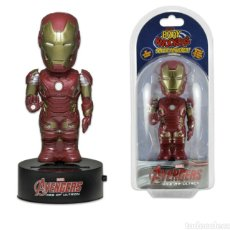 Figuras y Muñecos Marvel - Figura Iron Man Avengers Civil War Body Knockers bodyknocker Neca nuevo - 130744085