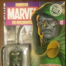 Figuras y Muñecos Marvel: MARVEL FIGURAS DE PLOMO PINTADAS A MANO DE ALTAYA. N 12 DOCTOR MUERTE. Lote 130771788