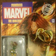 Figuras y Muñecos Marvel: MARVEL FIGURAS DE PLOMO PINTADAS A MANO DE ALTAYA. N 13 JEAN GREY FENIX. Lote 130771860