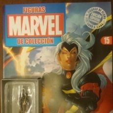 Figuras y Muñecos Marvel: MARVEL FIGURAS DE PLOMO PINTADAS A MANO DE ALTAYA. N 15 TORMENTA. Lote 130771968