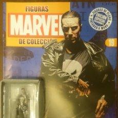 Figuras y Muñecos Marvel: MARVEL FIGURAS DE PLOMO PINTADAS A MANO DE ALTAYA. N 19 EL CASTIGADOR. Lote 130772220