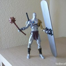 Figuras y Muñecos Marvel: MARVEL LEGENDS SAVAGE SILVER SURFER SALVAJE ESTELA PLATEADA PLANET HULK RED HULK SERIES. Lote 146355386