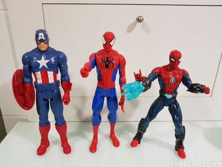 LOTE SUPERHÉROES MARVEL (Juguetes - Figuras de Acción - Marvel)