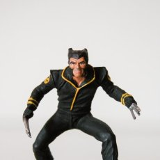 Figuras y Muñecos Marvel: LOBEZNO - FIGURA DE PLOMO - MARVEL 2004. Lote 131374970