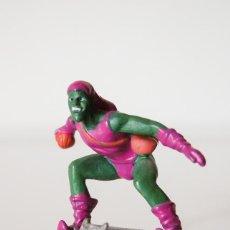 Figuras y Muñecos Marvel: DUENDE VERDE - FIGURA DE PLOMO - MARVEL 2004. Lote 131375038