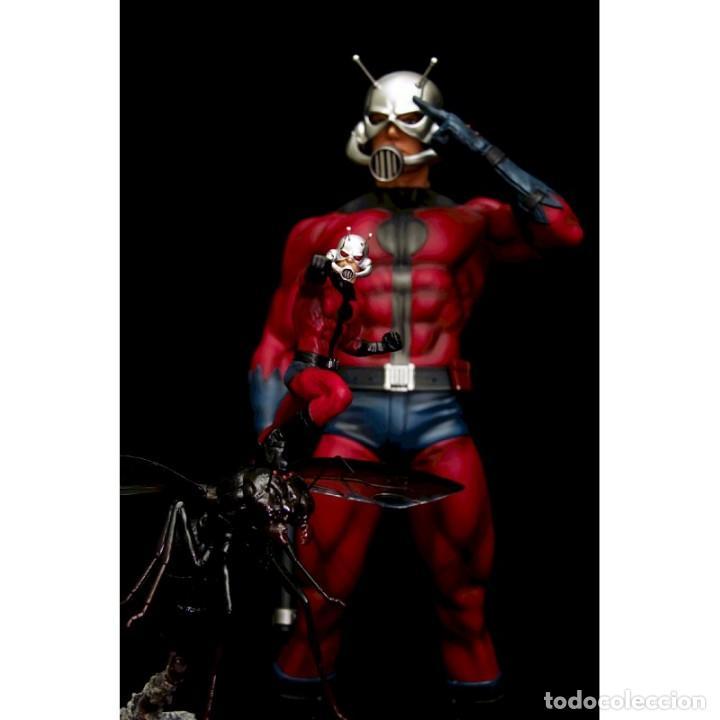 ANT-MAN XM STUDIOS ESTADO NUEVO AMBAS CAJAS MIRE MIS OTROS ARTICULOS PRE.NEGOCIABLE (Juguetes - Figuras de Acción - Marvel)