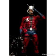 Figuras y Muñecos Marvel: ANT-MAN XM STUDIOS ESTADO NUEVO AMBAS CAJAS MIRE MIS OTROS ARTICULOS PRE.NEGOCIABLE. Lote 131384874