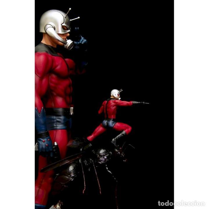 Figuras y Muñecos Marvel: ANT-MAN XM STUDIOS ESTADO NUEVO AMBAS CAJAS MIRE MIS OTROS ARTICULOS PRE.NEGOCIABLE - Foto 2 - 131384874