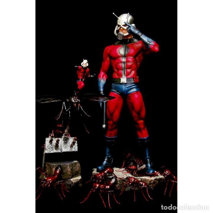 Figuras y Muñecos Marvel: ANT-MAN XM STUDIOS ESTADO NUEVO AMBAS CAJAS MIRE MIS OTROS ARTICULOS PRE.NEGOCIABLE - Foto 3 - 131384874