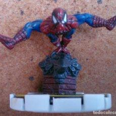 Figuras y Muñecos Marvel: FIGURA MINIATURA SPIDERMAN 2004 WIZKIDS . Lote 131547314