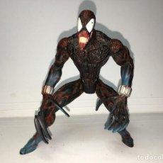 Figuras y Muñecos Marvel: FIGURA VENOM DE SPIDERMAN - MARVEL 1999 - TOY BIZ. Lote 131719622