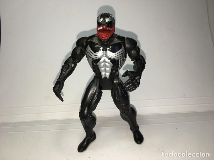 FIGURA VENOM SPIDERMAN DE TOY BIZ (Juguetes - Figuras de Acción - Marvel)