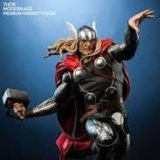 Figuras y Muñecos Marvel: THOR PREMIUM FORMAT SIDESHOW ESTADO MUY BUENO AMBAS CAJAS. Lote 131958214