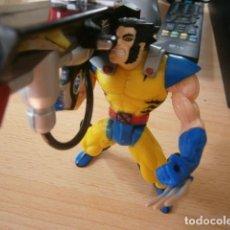 Figuras y Muñecos Marvel: FIGURA MARVEL LOBEZNO, MARVEL COMICS, 1997, TOY BIZ, WOLVERINE. Lote 132356046