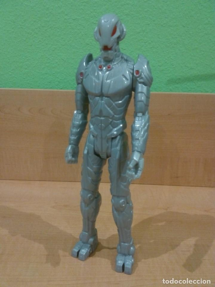 Figuras y Muñecos Marvel: ULTRÓN -MARVEL AVENGERS- HASBRO SERIE TITAN (30 cms) - Foto 2 - 132684530