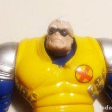 Figuras y Muñecos Marvel: FORTACHÓN (STRONG GUY) TOY BIZ. X-MEN. MARVEL 1993 . 12 CM ALTO. VELL I BEL. Lote 133353270