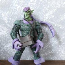 Figuras y Muñecos Marvel: FIGURA DE ACCION MARVEL LEGENDS DUENDE VERDE ENEMIGO SPIDERMAN TOY BIZ 2003. Lote 133558970
