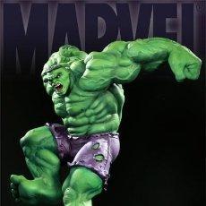 Figuras y Muñecos Marvel: HULK COMIQUETTE PREMIUM FORMAT SIDESHOW ESTADO COMO NUEVO PRECIO NEGOCIABLE CON CAJAS. Lote 133999782