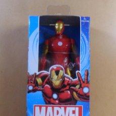 Figuras y Muñecos Marvel: MARVEL - IRON MAN - HASBRO 2016 - CARREFOUR 2018 - PRECINTADO. Lote 134049658
